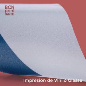 Impresión Vinilo Adhesivo Glass