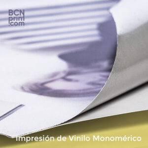 Impresión de Vinilo adhesivo para superfícies planas