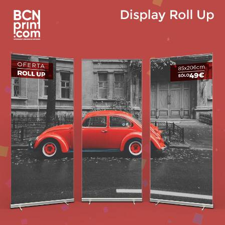 Roll Up 205x85